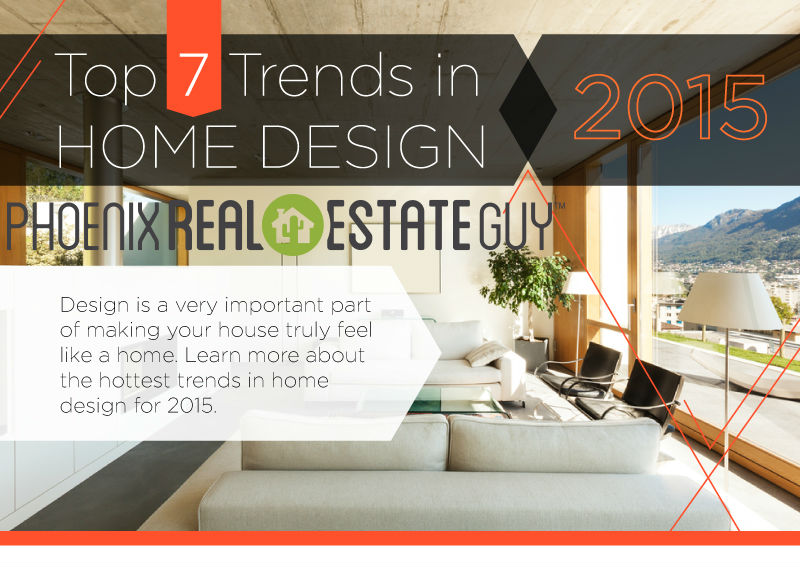 7 Design Trends From The Last Year With Infographic